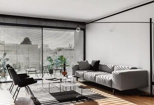 Beautifully Designd Apartment in Basel Tower